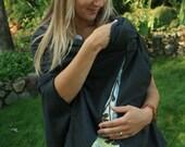 Designer Breastfeeding Poncho by ModestMomz, TAYLOR size TALL