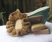 Pdf Crochet Pattern - Soap Saver Puff