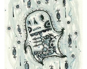 Skeletoon 01 (8.5 X 11)