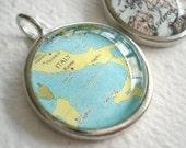 World Traveler Pendant - Italy
