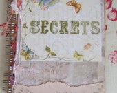 Special Secrets notebook