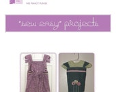 SEW EASY Projects, Repurpose an old shirt into a little girls dress