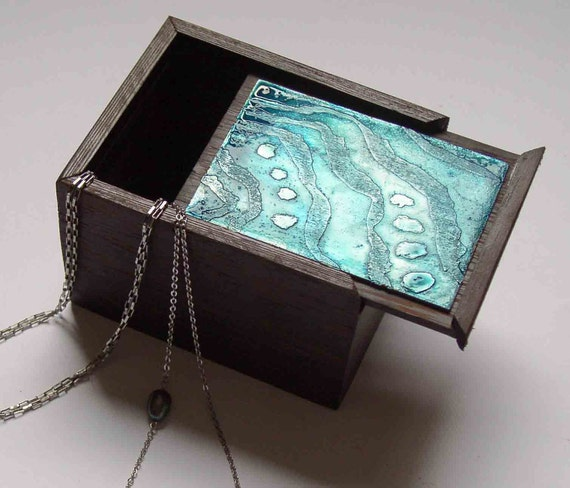 Aceo Jewelry Keepsake Box