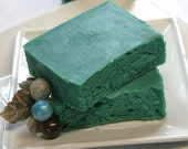 Chocolate Mint Olive oil Soap Bar (Vegan) (Palm Free)