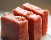 Rosehips and Kumquat Olive Oil Soap Bar (Vegan) (Palm Free)