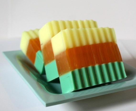Luc del sol little Shea butter soap (VEGAN FRIENDLY)