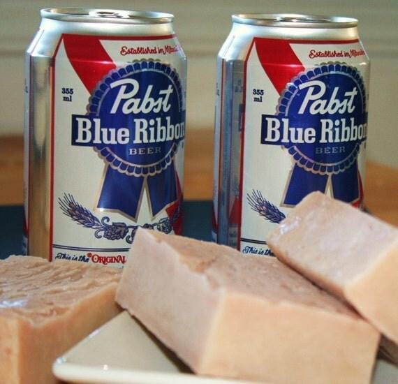 The Poor Boy Beer Soap Bar (Vegan Friendly)