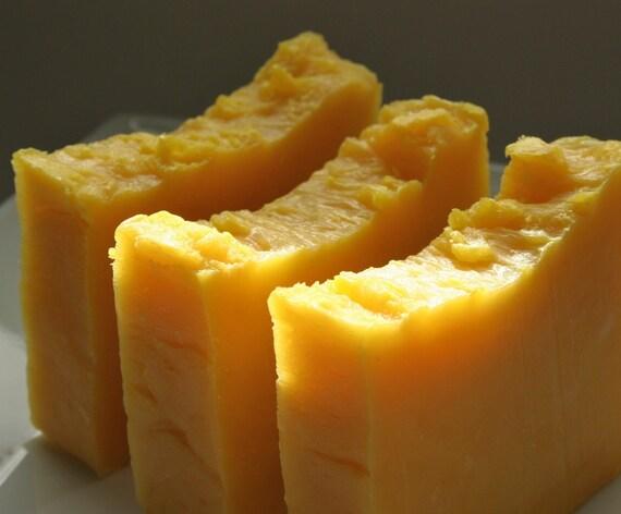 Sunflower Olive Oil Soap (Vegan)