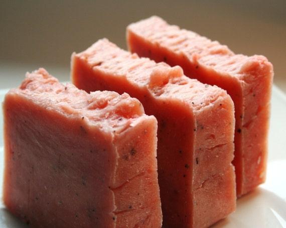 Rosehips and Kumquat Olive Oil Soap Bar (Vegan) (Palm Free)