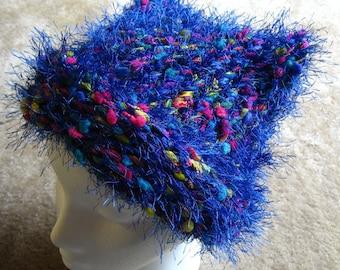 Confetti hat - Purple