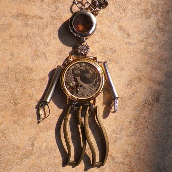 Time Traveler - Necklace