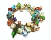 Vintage Seashell Nature Bracelet