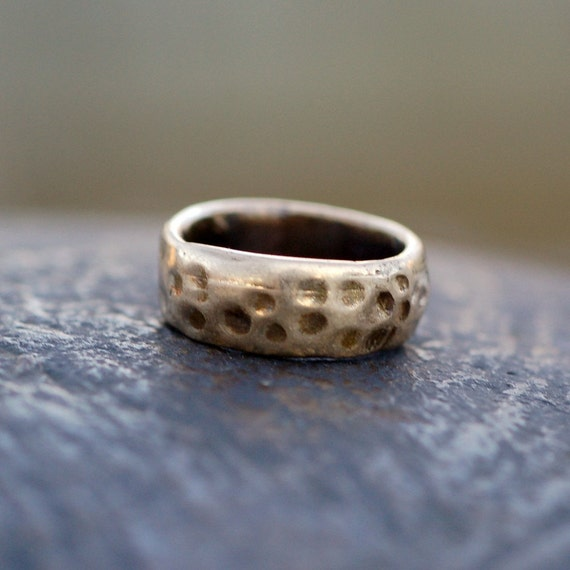 Bronze Ring Be Mine