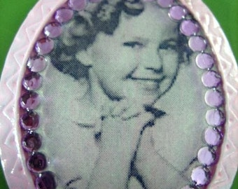 Shirley Temple Necklace