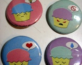 Cupcakey Joypins- Pick One
