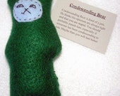 Disgruntled Pocket Critters- Condescending Bear