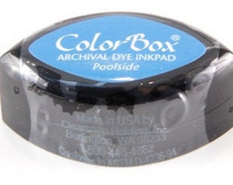 ColorBox Cat's Eye Dye Ink Pad - Poolside