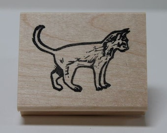 Abyssinian rubber stamp