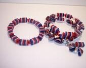Independance Day Bracelet set