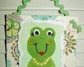 Freida Froggy