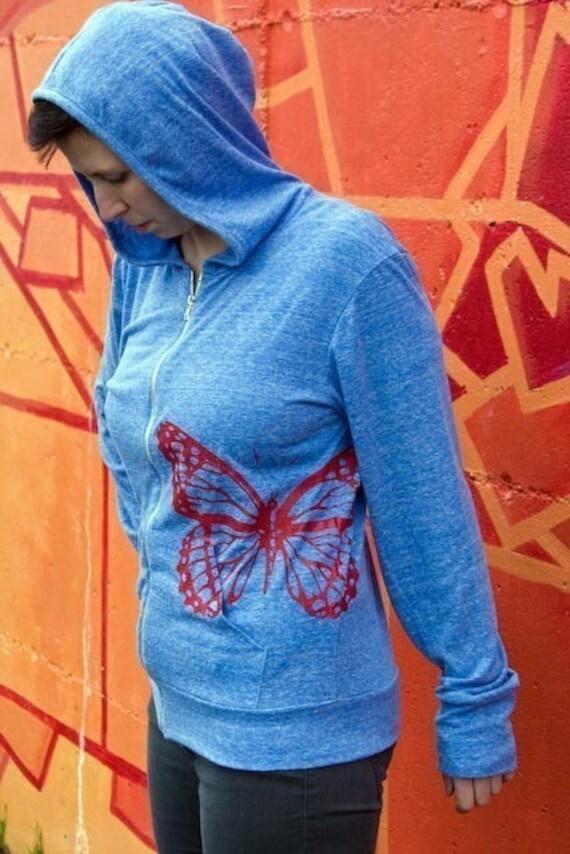 Butterfly Eco Women's Hood