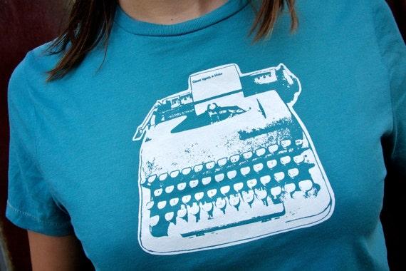 Underwood Typewriter T Women's