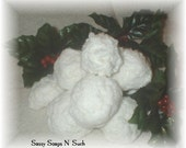 Snowball Soaps Set of 6