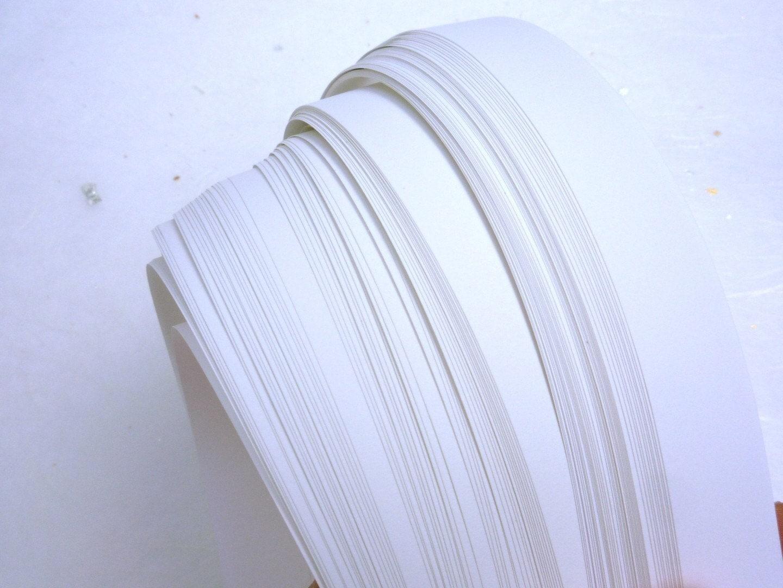 bright white paper