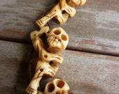 Special order-Skeleton Beads-5