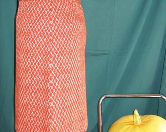 Harvest Lattice Skirt (size 14)