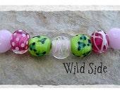 Fancy Pants Beads Wild Side