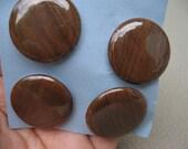 4 Button Push Pins