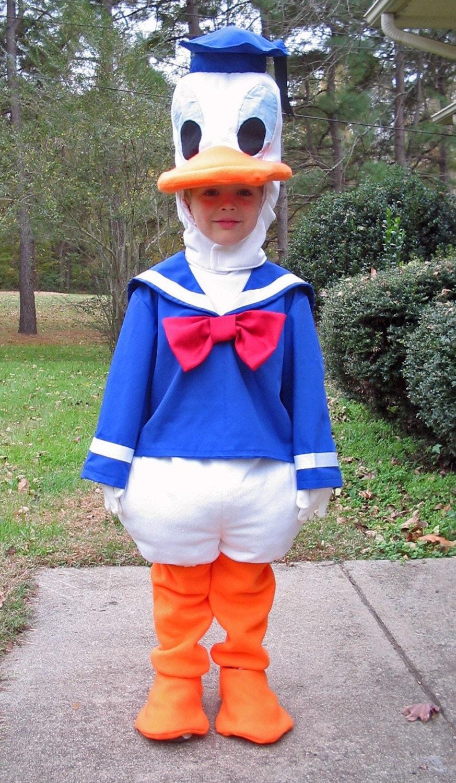 Custom Boutique Donald Duck Halloween Costume  Custom Boutique...