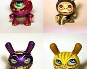 Custom Dunny OOAK Art Toy Figure