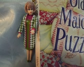 Retro Barbie Bookmark To Benefit Heart Strings