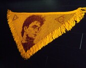 Illusion Knit Shawl - PDF pattern - Harry Potter and the Deathly Hallows