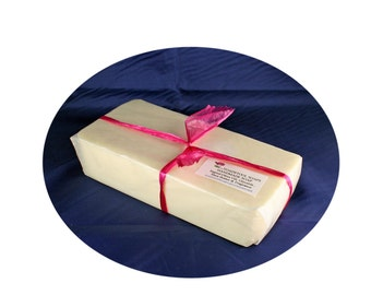 Neroli Soap Loaf Coconut Oil Shea Mango Butters Goatmilk by Toadstool Soaps