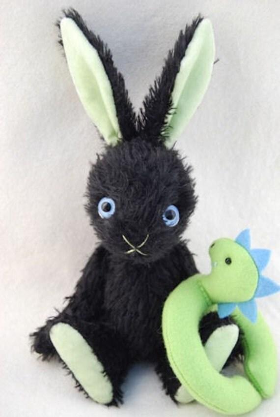 Black Beach Bunny
