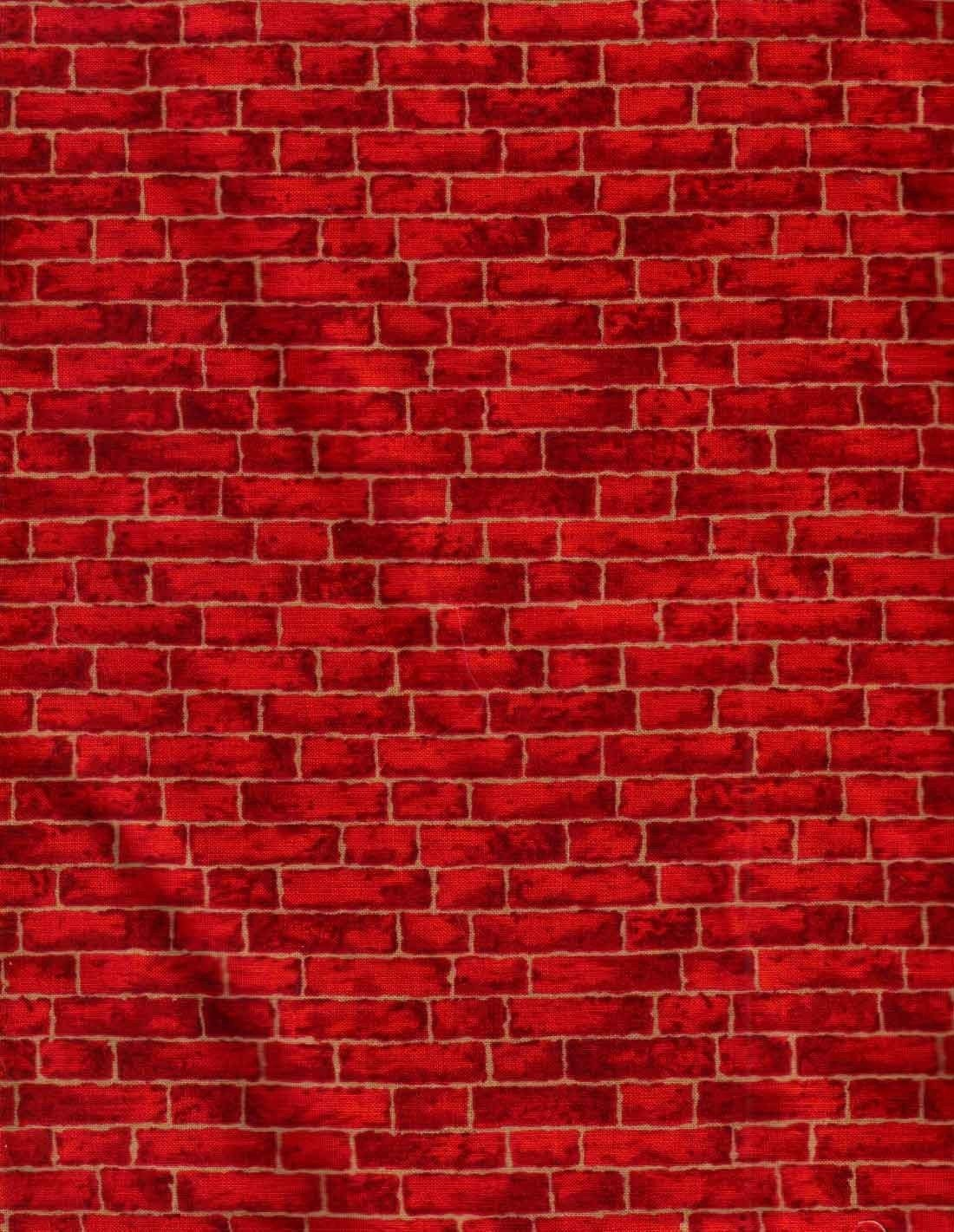 Red Brick Wall Pattern Viewing Gallery