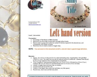 Shiny Tide Necklace - LEFT-HANDED version