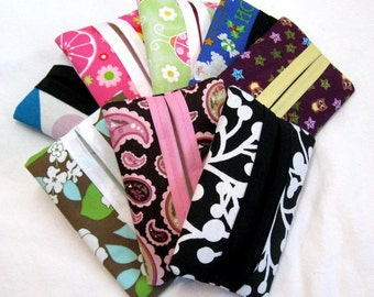Pocket Tissue Holders 100 QTY Grab Bag/Wholesale Party Favors Shower Favors Bunco Gifts HALF OFF