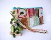 Abstract Thoughts POCHETTE by Pear Mcgee