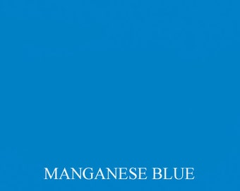Manganese Jumbo Blue Ink pad for your rubber stamp waterproof & permanent