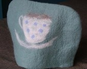 Time for Tea - Handfelted Tea Cosy