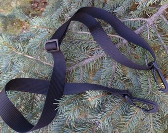 """Removable adjustable shoulder strap, replacement strap, 1"""" wide, not for my bags"""