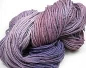 Purple Haze Hand-Dyed Yarn (wool, 195 yards)