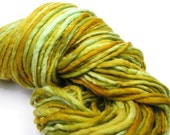 Lichen Handspun Hand-Dyed Yarn (wool, 94 yards)