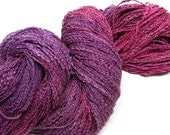 Muscat Hand-Dyed Yarn (rayon/cotton, 515 yards)