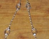 Swarovski Oval Sterling Necklace