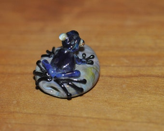 Boro Frog Bead